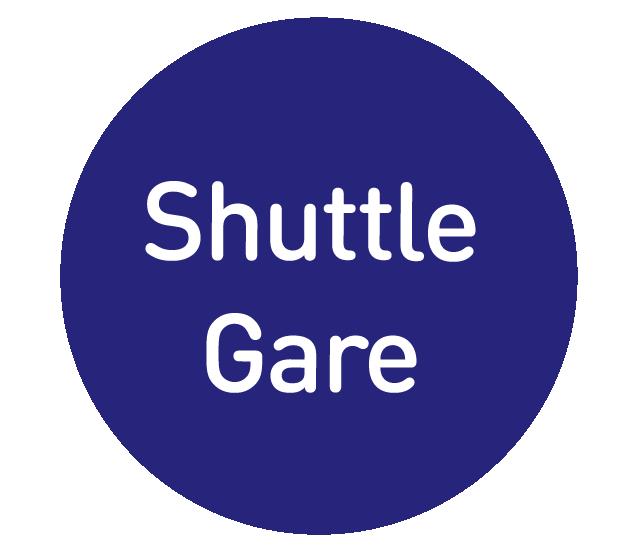 Shuttle Gare